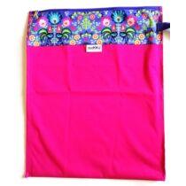 Detkko pelenkazsák rózsaszín 35cm x 42cm