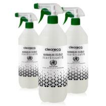 Cleaneco alkoholos felület fertőtlenítő, virucid 1 liter