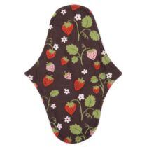 Emilla penelopé közepes szélesített betét Sweet strawberry 25 cm - biopamut
