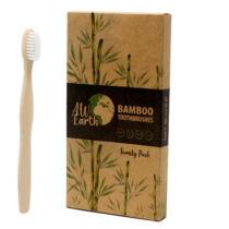 Bambusz fogkefe - közepes - felnőtt 1 db