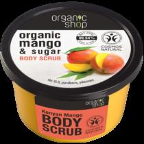 Organic shop cukros testradír kenyai mangó 250 ml