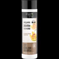 Organic shop színkiemelő sampon arany orchidea 280 ml
