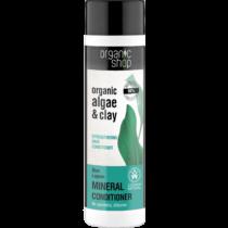 Organic shop ásványi erősítő hajkondicionáló kék lagúna 280 ml
