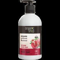 Organic shop vitaminos folyékony szappan gránátalma ölelés 500 ml
