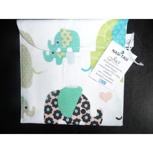 Nasi-tasi - elefántos