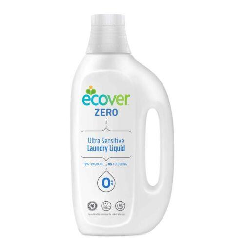 ECOVER ZERO öko folyékony mosószer koncentrátum 1500ml