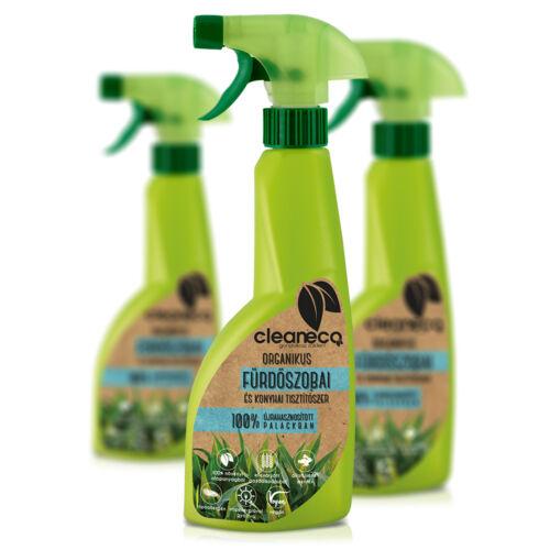 Cleaneco Fürdőszobai és konyhai tisztítószer 500 ml