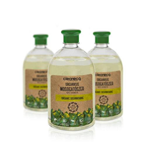 Cleaneco organikus mosogatószer - repce kivonattal 500 ml