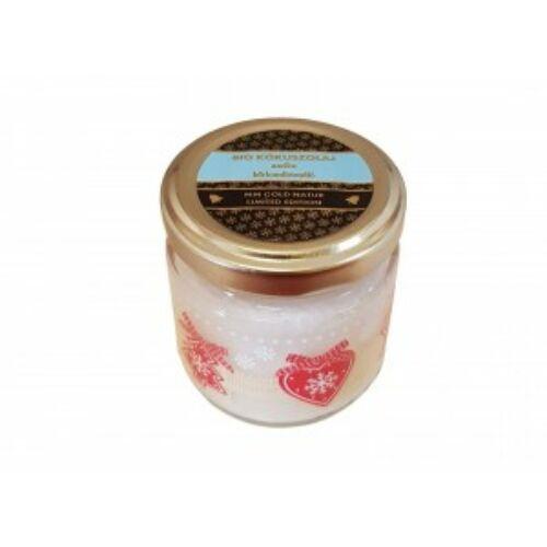 BIO kókuszolaj VCO (szűz) üvegben 80 ml